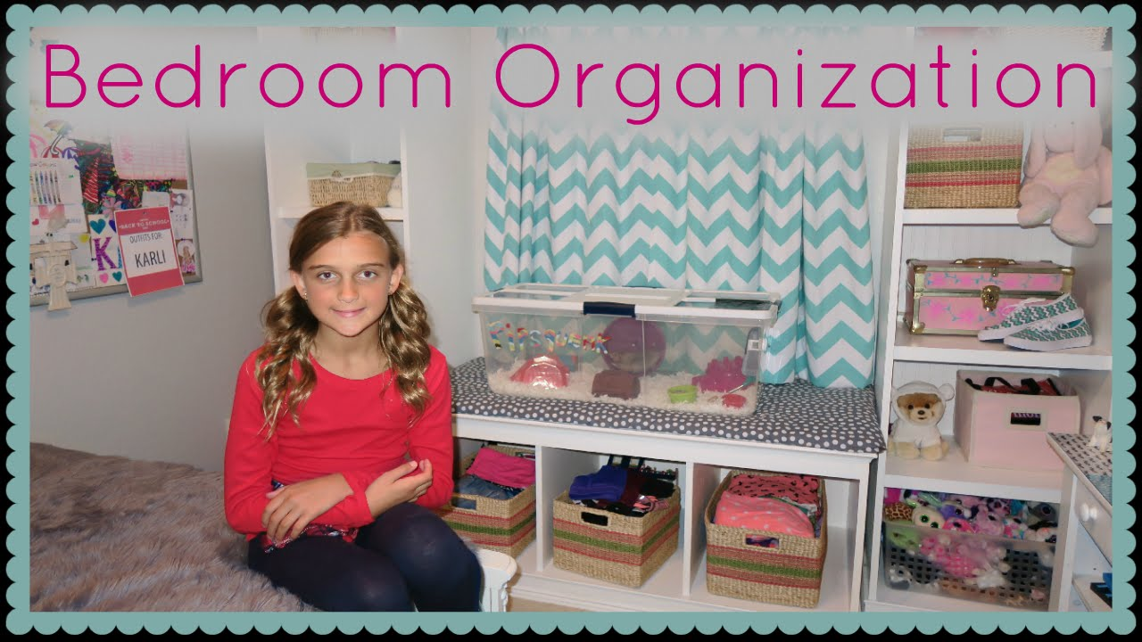 How i keep my bedroom clean organized youtube - How to clean and organize a bedroom ...