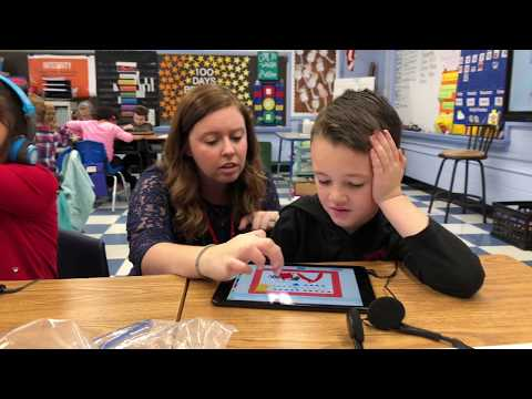 Advice from a 1st Grade Teacher About Teaching with Apple Technology - Tuckerton Elementary School