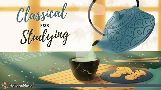 4 Hours Classical for Studying, Relaxing and Concentration