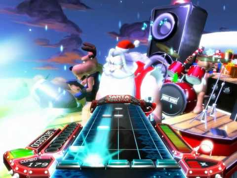 Santa Rockstar HD - Jingle Bells (Perfect)