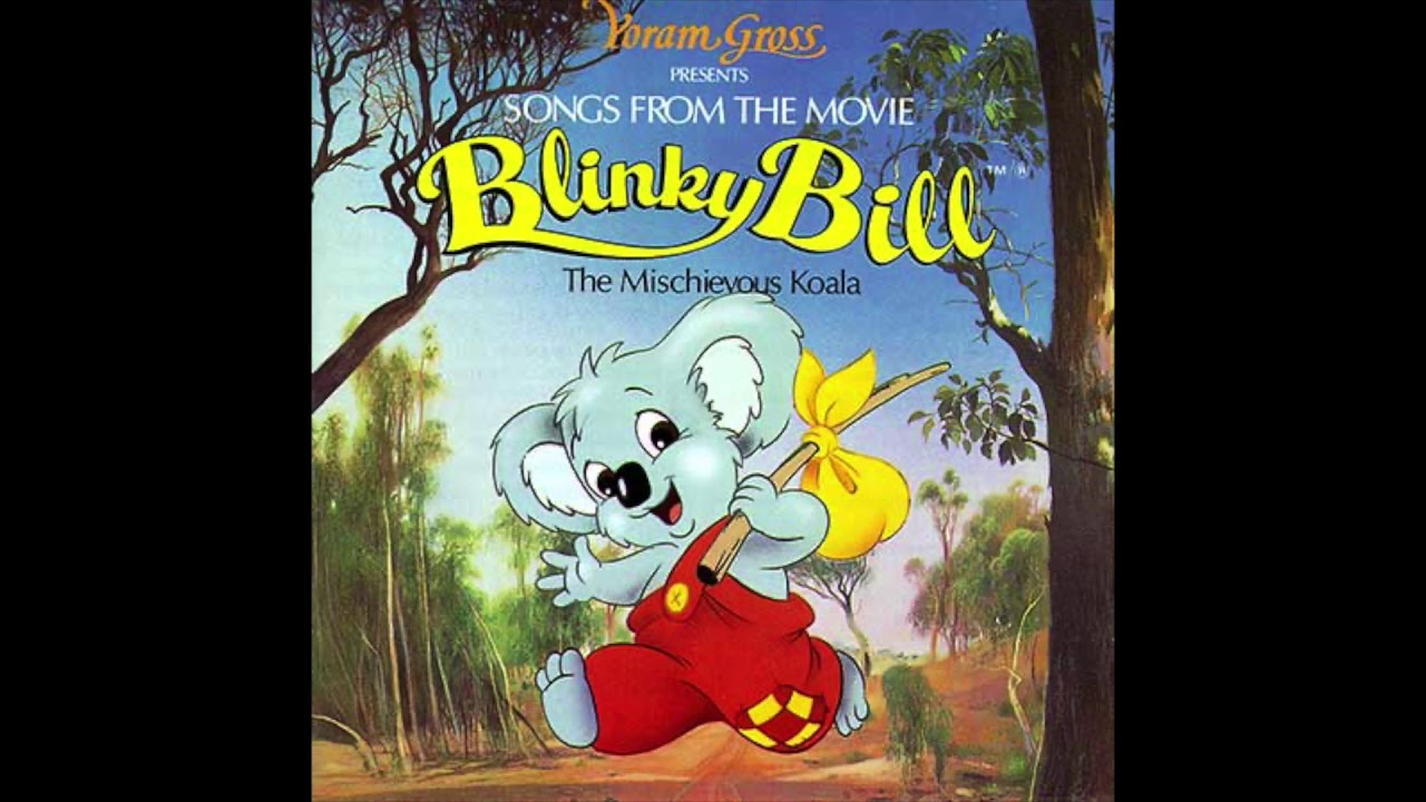 Download Blinky Bill The Mischievous Koala (Songs From The Movie)