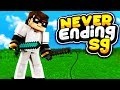 NEVER-ENDING FFA SURVIVAL GAMES (Minecraft PvP)