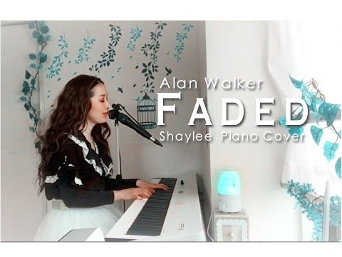 Faded - Alan Walker / Shaylee (Piano Cover)
