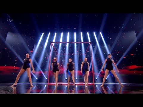 Britain's Got Talent 2017 Live Finals Mersey Girls Full S11E18