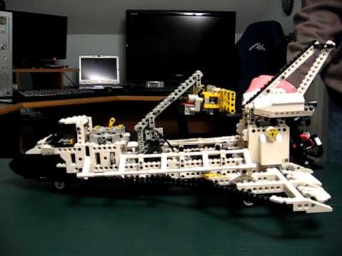 space shuttle lego technic -#main