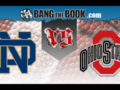 2016 Fiesta Bowl No. 7 Ohio State vs No. 8 Notre Dame No Huddle
