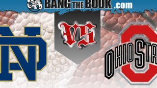 2016 Fiesta Bowl No. 7 Ohio State vs No. 8 Notre Dame No Huddle