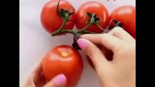 Нарезка для украшения салатов