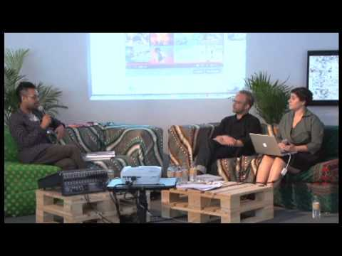 GLOBAL ART FORUM 7: PLACE / RAMALLAH (Shumon Basar, Shuruq Harb, and Guy Mannes-Abbott)