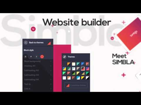 Simbla Website Builder