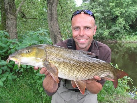 Tackle Fanatics TV - Dean Macey Fishes The River Wye (Part 2)