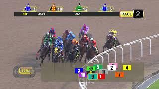 Vidéo de la course PMU RESTRICTED MAIDEN