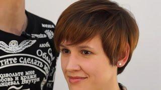 Омбре: окрашивание на темные длинные волосы в домашних условиях