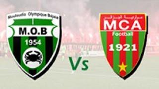 اهداف مولودية الجزائر 4-1 مولودية بجاية MCA 4-1 MOB