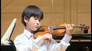 ヴィヴァルディ バイオリン協奏曲イ短調第1楽章 レガシィコンクール