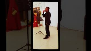 Gambar cover Apa kabar sayang - vicky salamor cover. Live perform