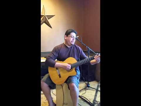 Cantor de la calle-David Arancibia