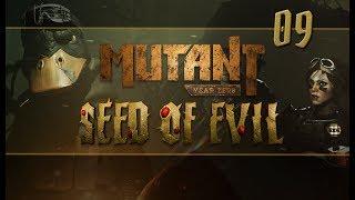 Zagrajmy w Mutant Year Zero: Seed of Evil PL #09 - STARUSZKA JYKO! - GAMEPLAY PL