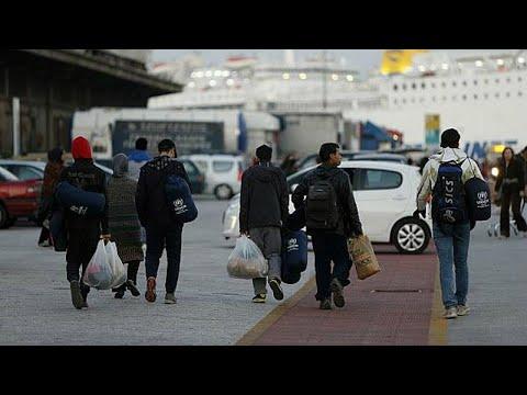 تقرير: تراجع -اللجوء- إلى أوروبا وتقدم -هجرة العمل ولمّ الشمل- في 2018…  - نشر قبل 3 ساعة