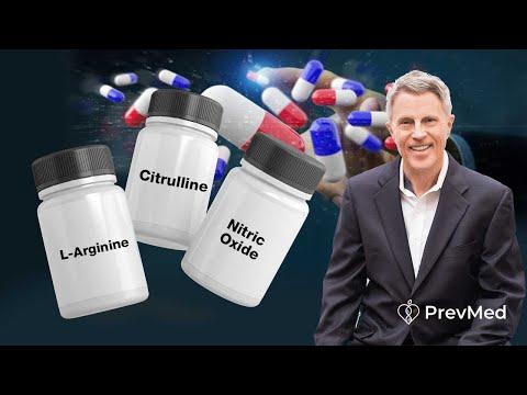 L-Arginine, Citrulline & NO (Nitric Oxide): BP & ED - FORD BREWER