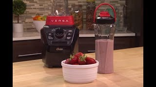 How To Make A Delicious Strawberry Smoothie With The Oster® Versa™ Performance Blender