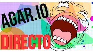 DIRECTO AGAR.IO CON AMIGOS! #exodirecto LA CAIDA DE SQUIRTLE