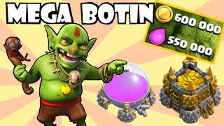 Clash of Clans BOTIN EPICO! 1,1 millones de recursos con TH8 💰💰 Mi mayor botín de Clash of Clans