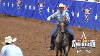 2014 RFD TV The American & Open Short Round Final Spin Coverage - Lone Star Regionals