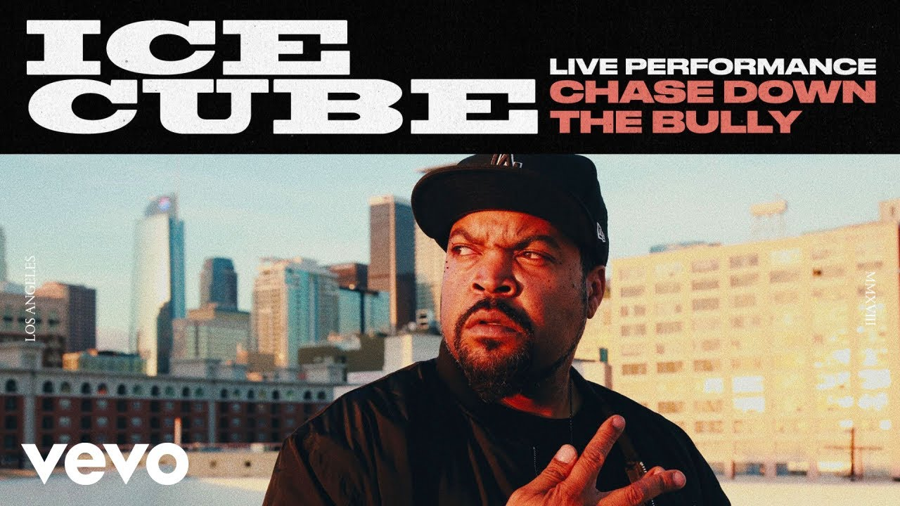 "Ice Cube - ""Chase Down the Bully"" - A Live Spoken Word Performance 