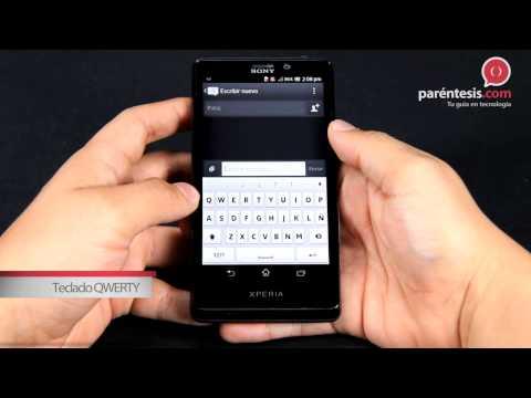 Celular Sony Xperia T (LT30p)