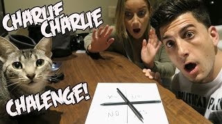 CHARLIE CHARLIE CHALLENGE!!!