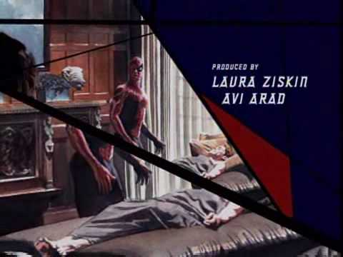 Spiderman 2 Opening Credits