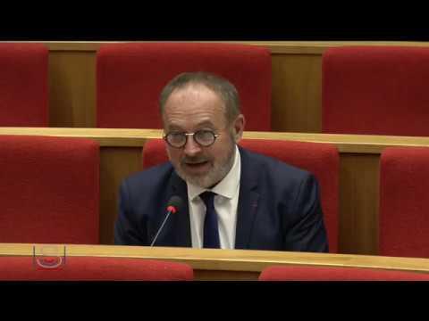 Joël GUERRIAU - Débat préalable au Conseil Européen des 12 et 13 Décembre