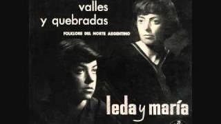 TONADAS  O  COPLAS    LEDA  Y  MARIA