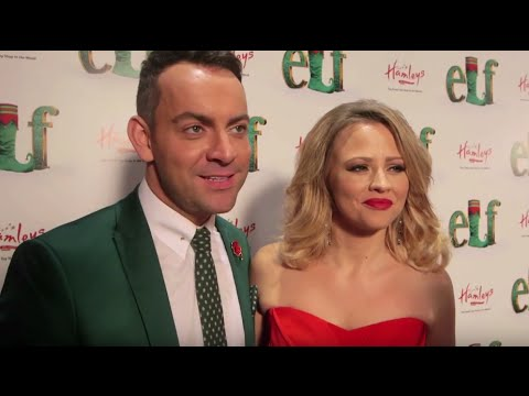 Elf the Musical | Opening Night
