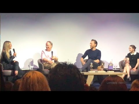 Early Man Exclusive Footage Screening and Q&A with Tom Hiddleston, Maisie Williams and Nick Park