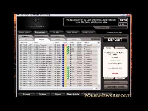 Lock Poker Review and Bonus Code