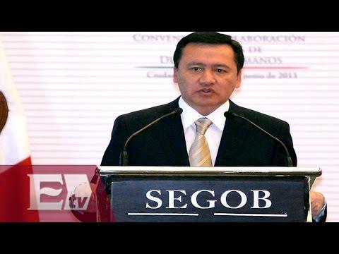 Segob y CNDH firman acuerdo de compromiso por los derechos humanos / Ricardo Salas