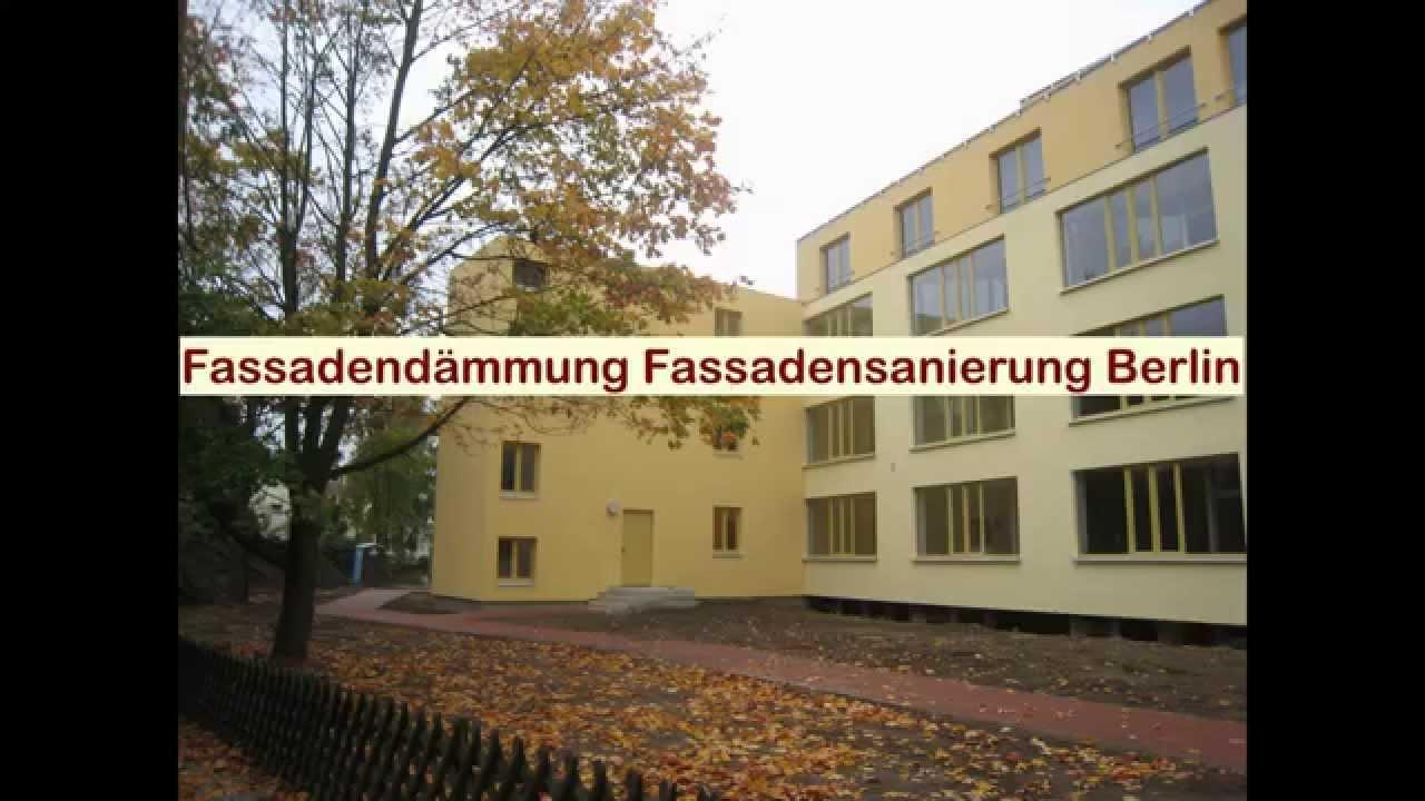Fassadend mmung berlin fassade mit w rmed mmung sanieren youtube - Kastenfenster sanieren berlin ...