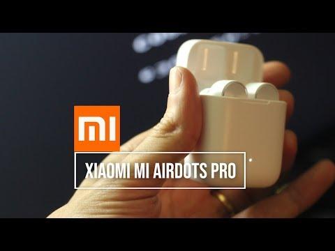 Mi Airdots Pro - Livre-se dos Fios! O Fone TWS da Xiaomi