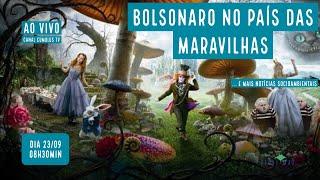 Bolsonaro no país das maravilhas carbonizadas e mais notícias socioambientais - VERDE MAR #70