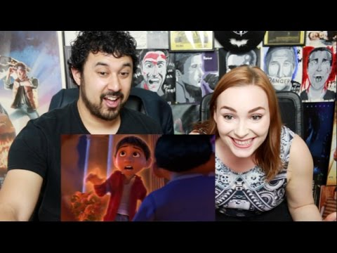 Thumbnail: COCO TEASER TRAILER #1 REACTION & REVIEW!