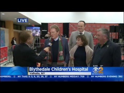 WCBS-FM Year-End Spectacular At Blythedale Children's Hospital: Part 2