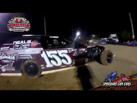 #155 Peyton Harlow - Open Wheel - 5-17-19 Ponderosa Speedway - In Car Camera