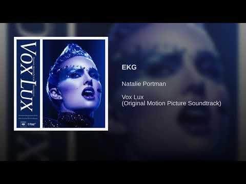 Natalie Portman - EKG [Official Audio].