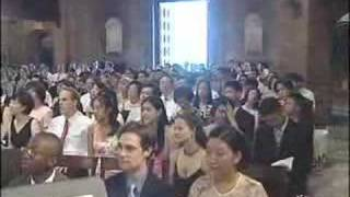 Wedding Video Sample St. Paul Chapel Columbia University Get Marry NYC Videography Photography
