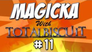 "TB and The Yogscast ""play"" Magicka Vietnam - Part 11 - I love the smell of ARSE in the morning"