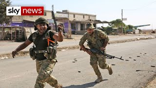 Turkey defends military offensive against Kurdish forces