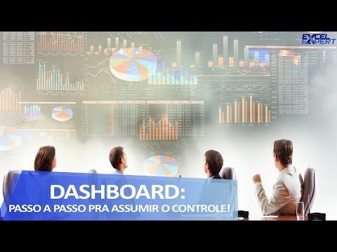 ExcelExpet: Passo a Passo para criar um Dashboard simples e efetivo!