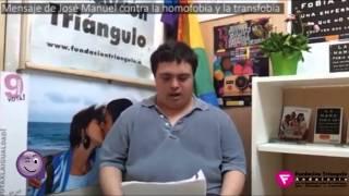 Soy gay y tengo síndrome de Down